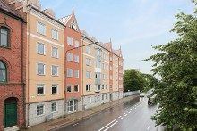 Heimstaden byter till biogas i 13 fastigheter i Trelleborg