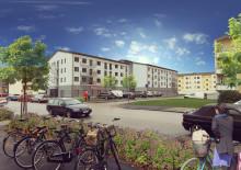 Nu släpps lägenheterna i kvarteret Tusenfotingen i Lidköping!