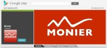 Moniers Tag App – nu også til Android smartphones
