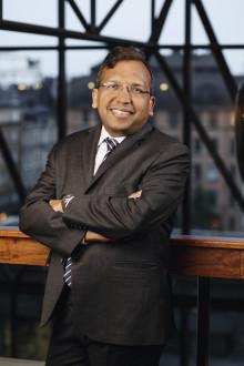 Anil Agarwal utnevnt til  President for Capgeminis Skandinaviske region
