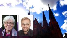 Dialogpredikan mellan Alm och Jackelén i enhetens tecken