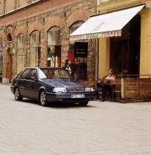Volvo 440 – en framsynt Volvo fyller 30 år