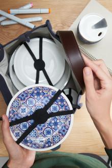 Manger sainement partout : L'esprit de notre époque : la collection Modern Dining et To Go