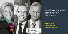 Brown Bag Lunch Talks: Karolinska Institutet som motor för life science