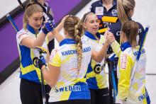 Curling: Söndag kl 06:00. Sverige-Kanada i Världscup-final