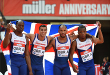 FOLLOWING TEAM GB'S RIO SUCCESS, MÜLLER CONFIRMS MAJOR ATHLETICS PARTNERSHIPS IN 2017