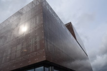 Umestan 12 i Umeå kan bli Årets Bygge!