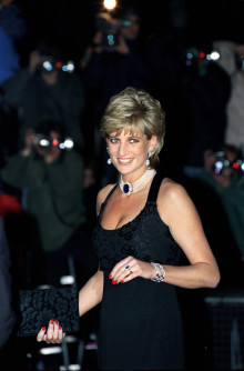 National Geographic visar dokumentären Diana: Hennes egna ord den 27 augusti kl 21.00