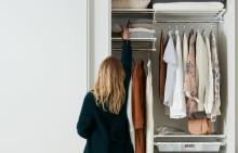 En enkel guide for at ryde ud i garderoben!
