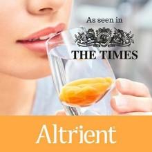 Altrient C-vitamin förbättrade hudens elasticitet med hela 61%
