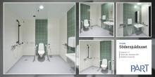 Referensrum Södersjukhuset – 171 rum