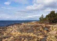 Nu ska tillgängligheten öka på Hammarö sydspets och fler ska kunna njuta av naturen