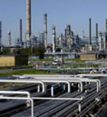 Modern bärbar IP-telefoni till Shell Raffinaderi