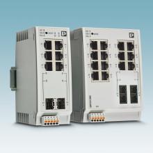 Managed switche til større netværk