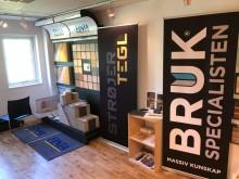 Showroom för våra kunder