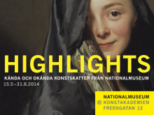Sista chansen att se Highlights på Nationalmuseum