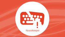 Trasig skrivare på kontoret? Housekeeper informerar kollegor.