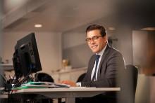 Coeli stärker upp förvaltningen ytterligare och rekryterar Alexander Larsson Vahlman