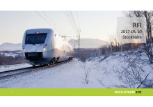 Presentation of Oslo-Sthlm project in English