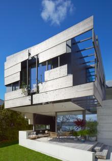 Ny skärgårdsvilla med Tetris-känsla trotsar gränser