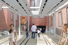 Kulturkvarteret Kristianstad växer fram