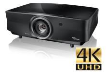 Optoma lanserar 4K laserversion av sin prisbelönta UHD65 hemmabioprojektor