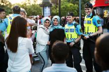 Malmöfestivalen fortsätter satsa på arbetet för en tryggare festival