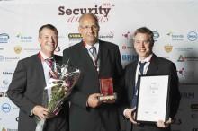 Blue Mobile Systems blev Årets Säkerhetsföretag