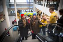 Idag öppnar IKEA Umeå
