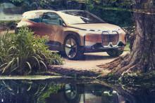 BMW Vision iNEXT - selvkørende og fremtidssikret