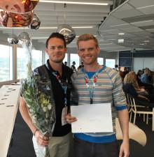 Jönköpingsstudenter redo för finalen i en av världens största startup-tävlingar