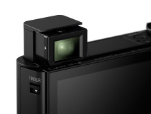 Travel light with compact new high performance, high zoom cameras from Sony