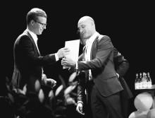 300 procent  i ökad omsättning, strategiska val och ödmjukt ledarskap  - ger  priset Årets FöretagAccelerator 2015