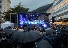 Hotel Norge inviterte hele Bergen by til festaften