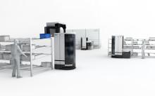 CeMAT 2018: intelligente Roboter für die Fashion- und Produktionslogistik
