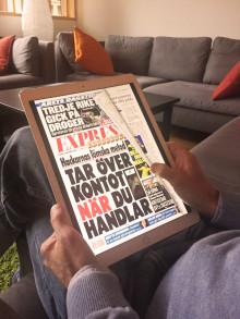 Readlykunder får kvällstidningar på köpet