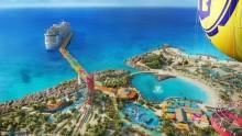 Royal Caribbean presenterar den första av flera nya privata ödestinationer