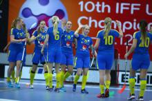 Här är U19-damlandslagets trupp till VM