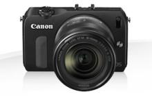 Canon lanserar kameran EOS M med full kvalitet i miniformat