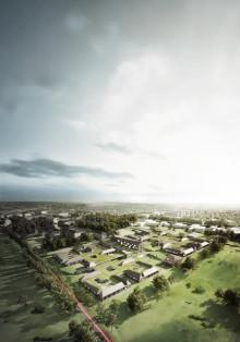 Arkitema videre til finalen i konkurrencen om det nye Sct Hans Hospital