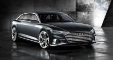 Audi præsenterer konceptbilen Audi prologue Avant i Genève
