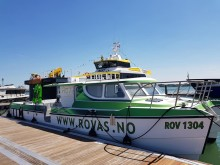 Fischer Panda UK - Seawork International: Fischer Panda UK Equipment Powers ROV System and Fresh Water Supply on New BW SeaCat Inspection Vessel for Rov AS