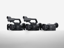Sony lancerer tre nye håndholdte videokameraer