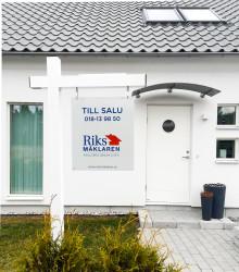 Stigande bostadspriser i Uppsala