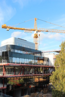 Skanska blir delägare i Johanneberg Science Park AB