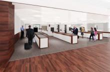 Göteborg Landvetter Airport förnyar och förbättrar med både säkerhet och känsla