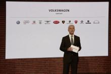 Volkswagen-koncernen gör digitalisering till ett huvudområde