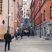 15% fler utländska gästnätter för Stockholm i april