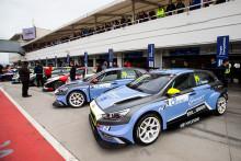Bäckmans poängstartade TCR Europe 2019