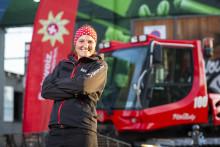 Princess of Stätz mit Pistenbully in der Hauptstadt: Erfolgreicher Winter-Auftakt von Schweiz Tourismus Deutschland